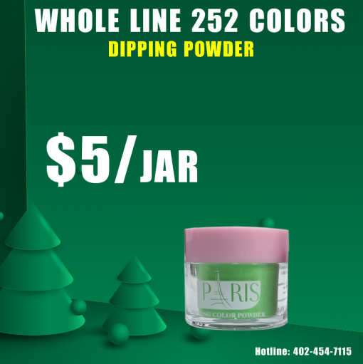 PARIS DIPPING POWDER ONLY