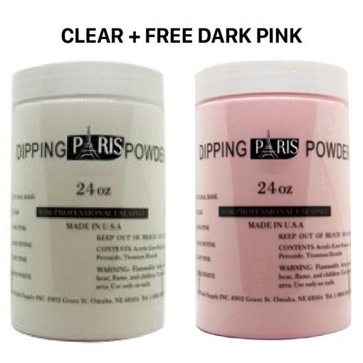 paris_clear_free_dark_pink_24oz